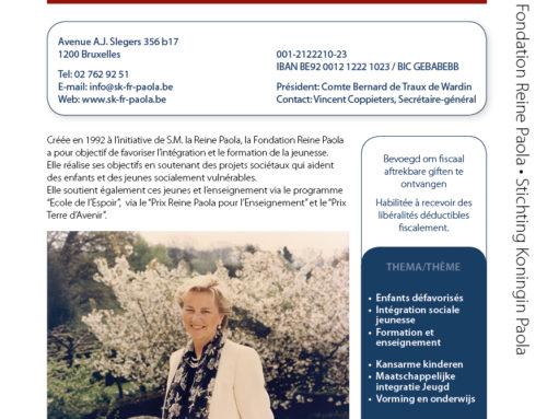 la Fondation Reine Paola