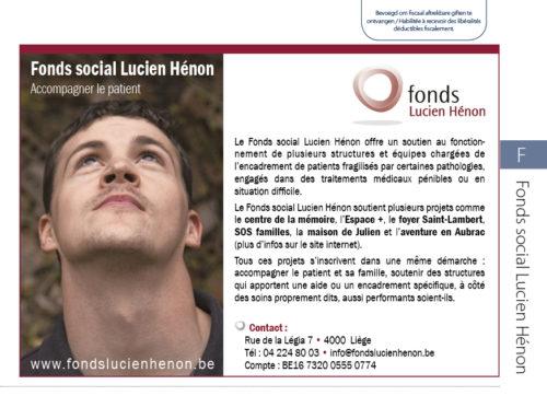 Fonds Social Lucien Henon