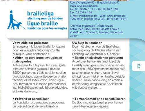 Ligue Braille – Fondation pour les aveugles