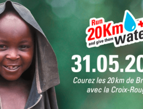 Run 20KM and give them water